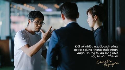 Charlie Nguyễn chia sẻ chuyện làm phim