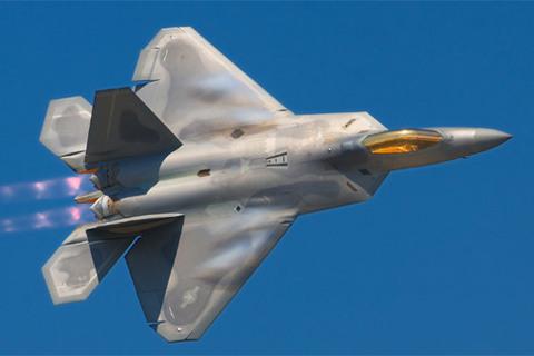 máy bay F-22 Raptor
