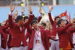 Ấm lòng lễ vinh danh U23 Việt Nam, đoàn TTVN Asiad 2018