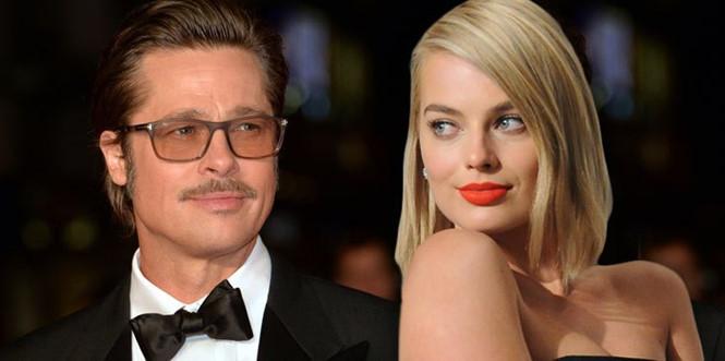 Vẻ gợi cảm của 'bom sex' khiến Brad Pitt say nắng, chồng ghen ra mặt