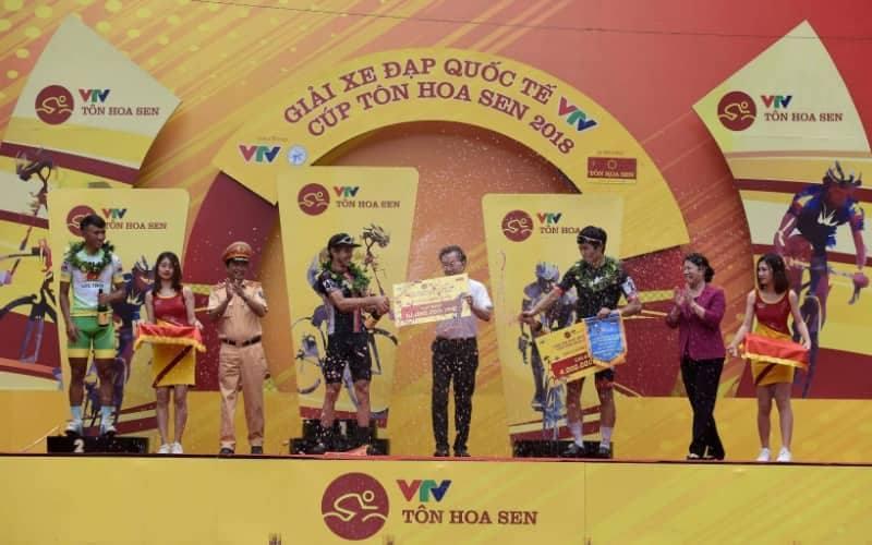 xe đạp VTV Cup 2018,xe đạp Việt Nam