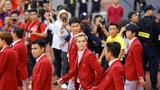 Dàn soái ca U23 Việt Nam bảnh bao như siêu mẫu ngày trở về