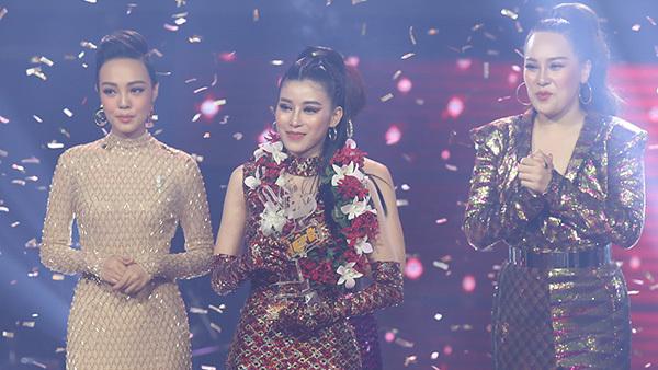 Noo Phước Thịnh,Trần Ngọc Ánh,Giọng hát Việt