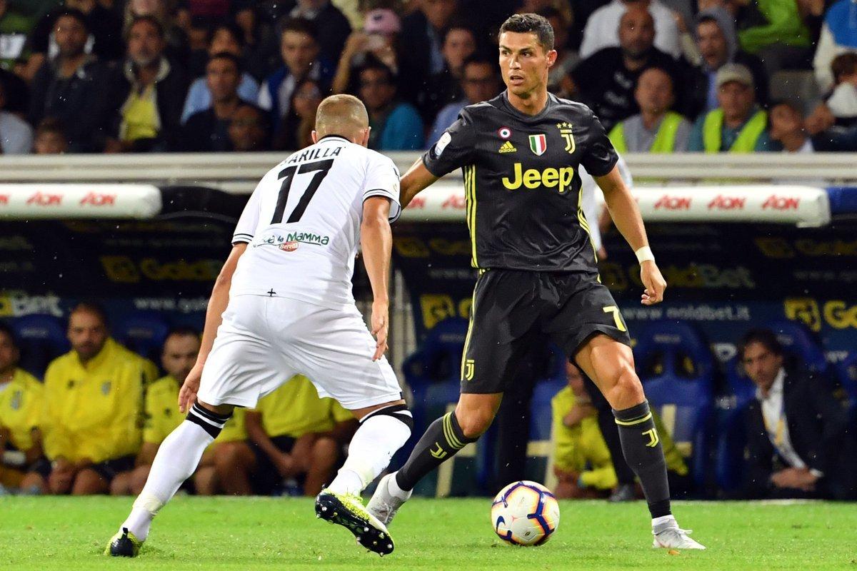 Ronaldo 'đi lạc' ở Juventus: Đừng lo, bàn thắng rồi sẽ đến!
