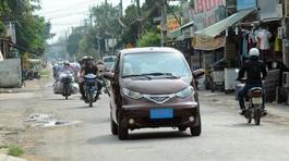 Cha đẻ ô tô điện made in Vietnam chờ phép màu