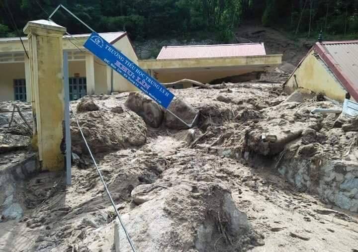 Thanh Hóa,lũ lụt,lũ lụt ở Thanh Hóa,sạt lở