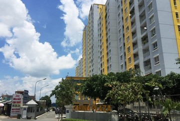 Sau 6 tháng hỏa hoạn, chung cư Carina Plaza giờ ra sao?