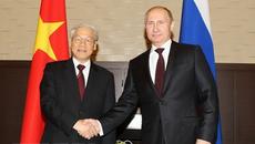 Củng cố tin cậy chính trị, tăng cường gắn bó chiến lược Việt - Nga