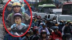 Run cầm cập, nhích từng mét ở cửa ngõ Sài Gòn vì lý do này