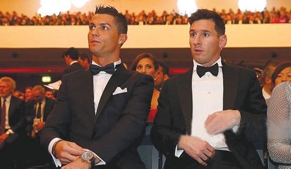 Cầu thủ xuất sắc nhất FIFA 2018: Messi nguy, Ronaldo run rẩy...