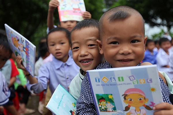 Sáp nhập để mỗi xã chỉ duy trì một trường tiểu học