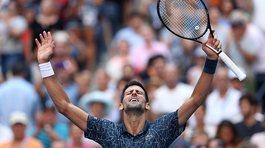 Djokovic lần thứ 11 vào tứ kết US Open