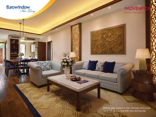 Movenpick Resort Cam Ranh- thiên đường nghỉ dưỡng của giới siêu giàu