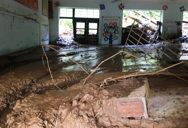 Thanh Hóa,lũ lụt,năm học 2018-2019,khai giảng
