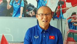 Thầy Park tiết lộ báo Hàn Quốc về U23 Việt Nam, AFF Cup 2018