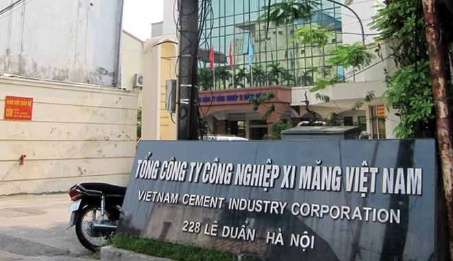 Vicem,xi măng Việt Nam,doanh nghiệp nhà nước,xi măng Hạ Long,xi măng Sông Thao