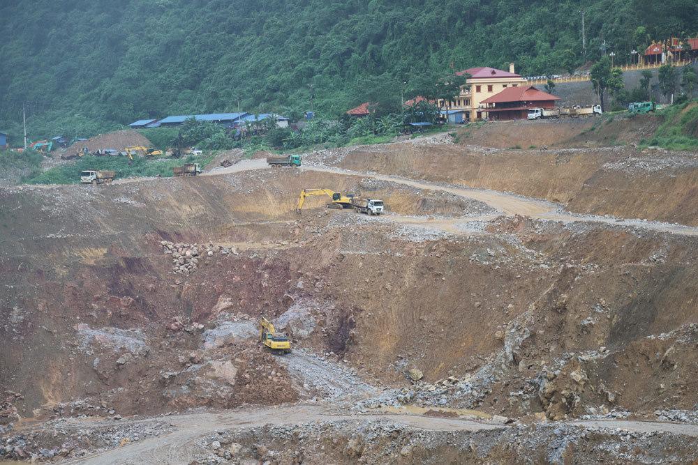 phá rừng,Thái Nguyên