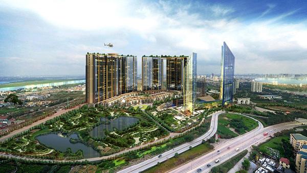 'Mua căn hộ hạng sang - nhận ngàn ưu đãi' cùng Sunshine City