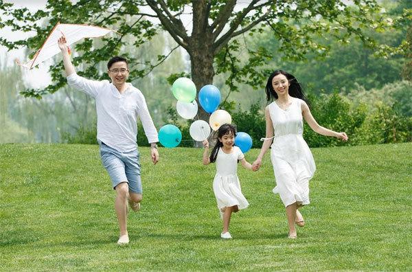 Căn hộ xanh hút gia đình trẻ