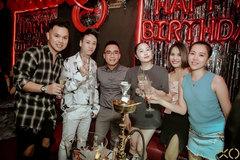 Sao Việt tụ hội tiệc sinh nhật Coffee lounge XO & Cuisine