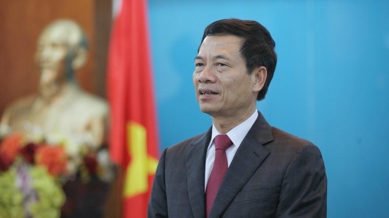 Trao quyết định phụ trách chức Tổng biên tập báo VietNamNet