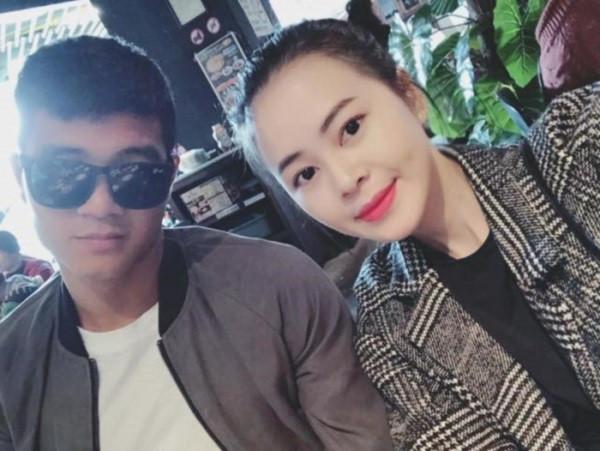 Nhan sắc của 2 cô gái dính tin đồn hẹn hò với Hà Đức Chinh U23 VN