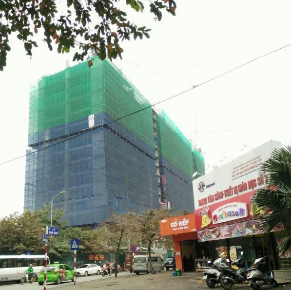 Xây cao ốc 25 tầng trên 'đất vàng' tập thể cũ Liễu Giai