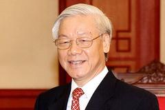 Tổng bí thư Nguyễn Phú Trọng lên đường thăm LB Nga