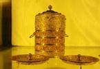 Hộp cơm bằng vàng của vị vua giàu nhất thế giới bị trộm