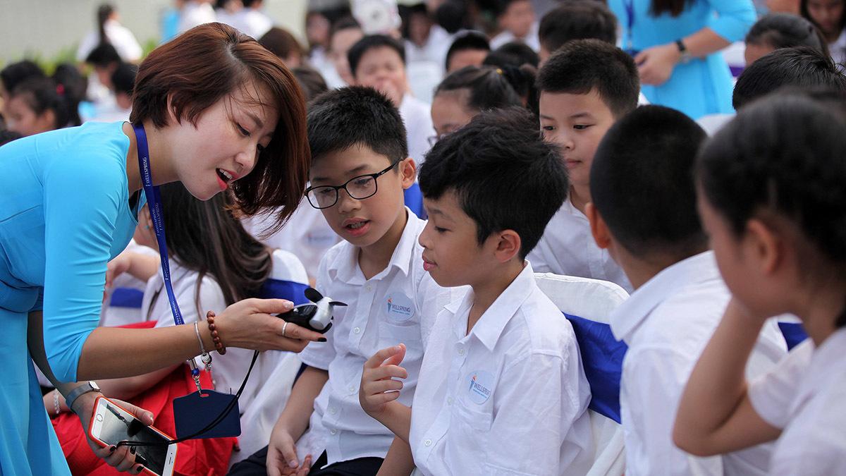 Những lát cắt giáo dục cận kề ngày khai giảng