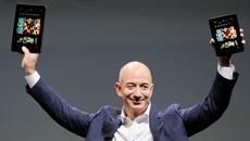 Sau Apple, Amazon thành công ty nghìn tỷ USD thứ hai thế giới