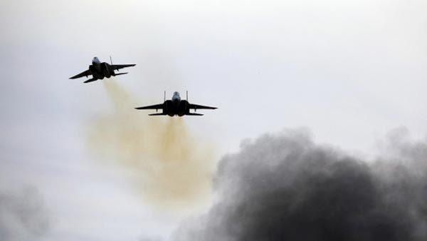 Syria rung chuyển vì hàng loạt vụ không kích