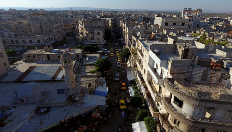 Vì sao Nga-Syria quyết hạ 'thành trì cuối cùng' của quân nổi dậy?