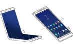 Điện thoại gập đôi Galaxy X sẽ ra mắt ngay tháng 11 tới