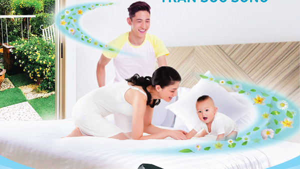 Cảnh báo về thiếu khí trong phòng ngủ có điều hòa