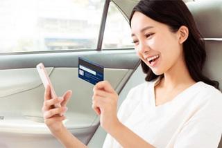 Đi Grab thanh toán thẻ Maritime Bank Visa, hoàn tiền 50%