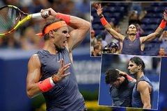 Ngược dòng hạ Thiem, Nadal vào bán kết US Open