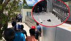 Hai thanh niên bịt mặt, nổ súng cướp ngân hàng ở Khánh Hòa