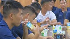 NutiFood tập huấn dinh dưỡng cho CLB bóng đá Sài Gòn