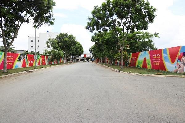 công trình vi phạm,Dự án Amazing City,Công ty Huỳnh Thông,xử phạt vi phạm hành chính