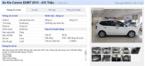 """Top những xe 5 chỗ đời cũ """"đắt khách"""" giá dưới 500 triệu"""