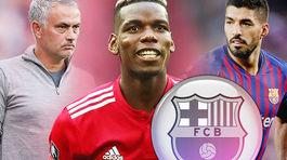 Suarez khiến MU bấn loạn, Pavard bác bỏ gia nhập Bayern