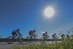 Giải xe đạp VTV Cup Tôn Hoa Sen 2018: Áo vàng đổi chủ