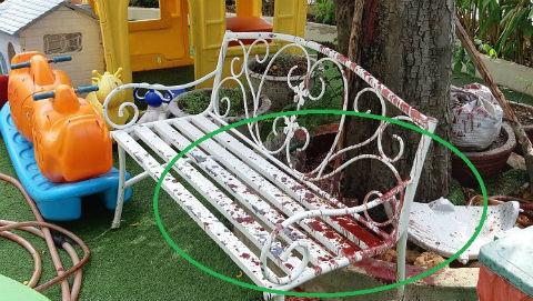Ném chất bẩn vào trường mầm non ở Đà Nẵng-1