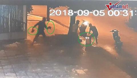 Ném chất bẩn vào trường mầm non ở Đà Nẵng