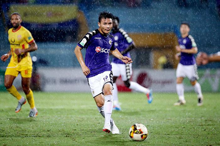 Quang Hải,V-League,U23 Việt Nam,Hà Nội FC