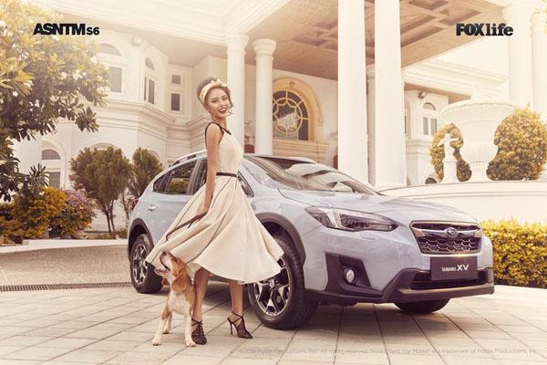 Thanh Vy bất ngờ ngất xỉu vì bị sốc nhiệt ở Asia's Next Top Model