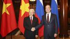 Nga nỗ lực thúc đẩy các dự án hợp tác năng lượng, dầu khí với Việt Nam