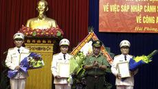 Bổ nhiệm 3 Phó giám đốc Công an Hải Phòng