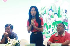 Hòa Minzy phát ngôn nhạy cảm trong sự kiện liên quan đến trẻ em